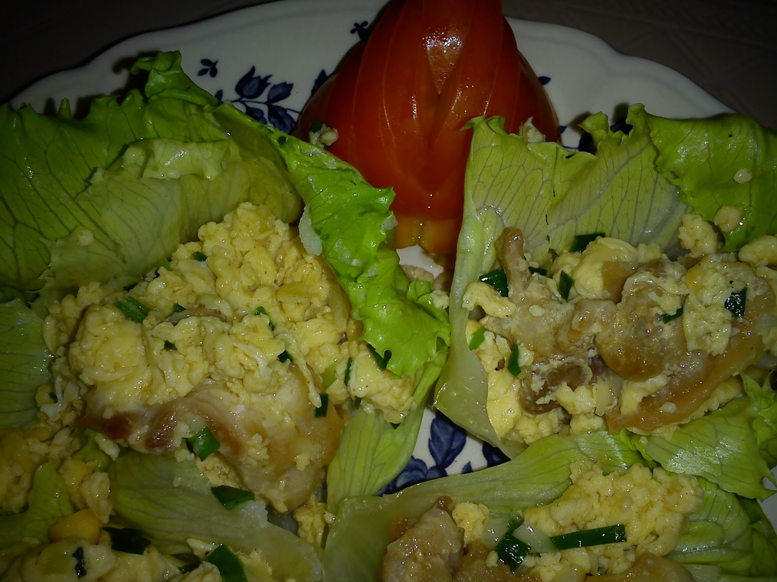 Food 1 2016 3 24 Chopped Spring Salad >> Cooking Pleasure: EZCR#61 - CRISPY STREAKY PORK WITH ...
