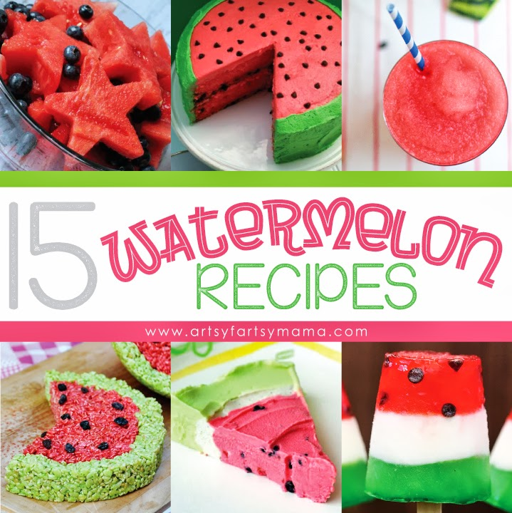 15 Watermelon Recipes