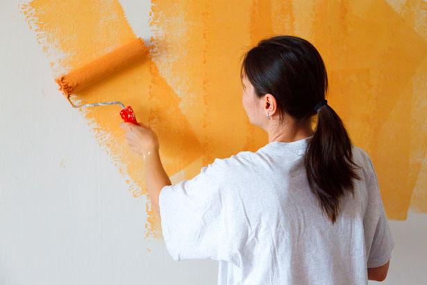 Tips Mengecat Permukaan Dinding yang Bernoda