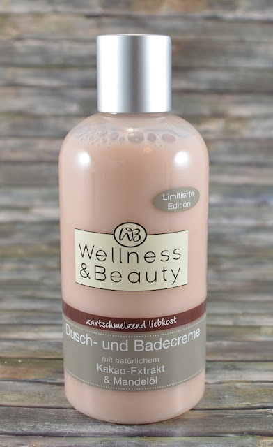 Wellness & Beauty Dusch-und Badecreme Kakao-Extrakt & Mandelöl