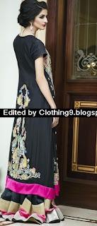 Amna Ajmal New Bridal Clothes 2016-2107