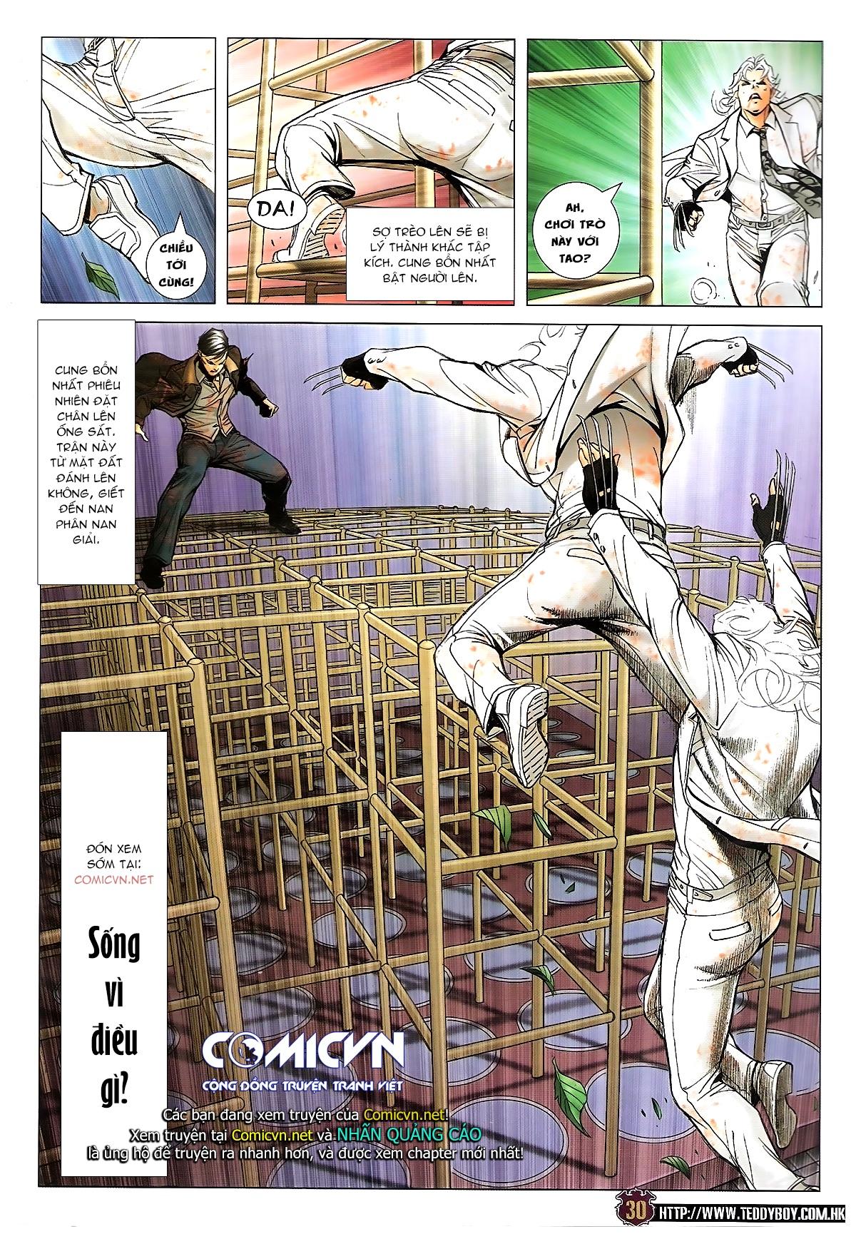 Người Trong Giang Hồ chapter 1677: sát thủ trang 27