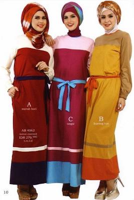 Foto Baju Muslim Trendy untuk Anak Muda