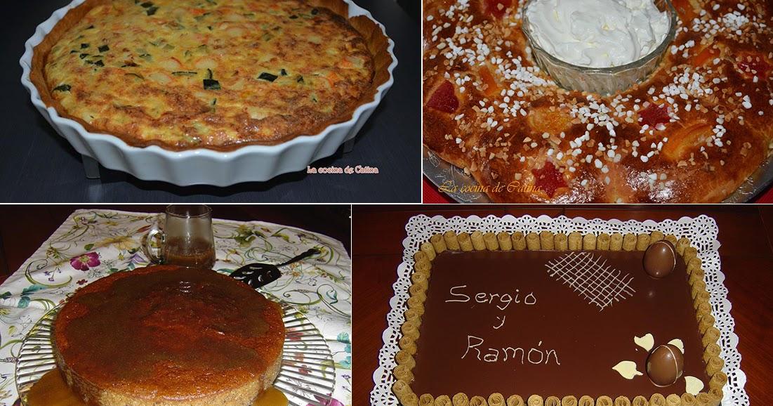La cocina de catina recopilatorio de las recetas m s - Webs de cocina mas visitadas ...