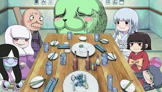 Zashiki Warashi no Tatami-chan Episódio 08