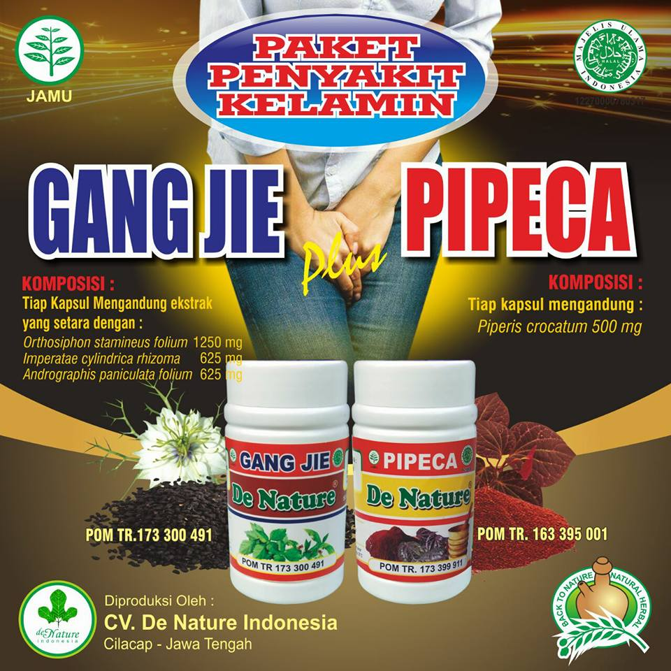Detail Obat Penyakit Kelamin Dari De Nature Indonesia
