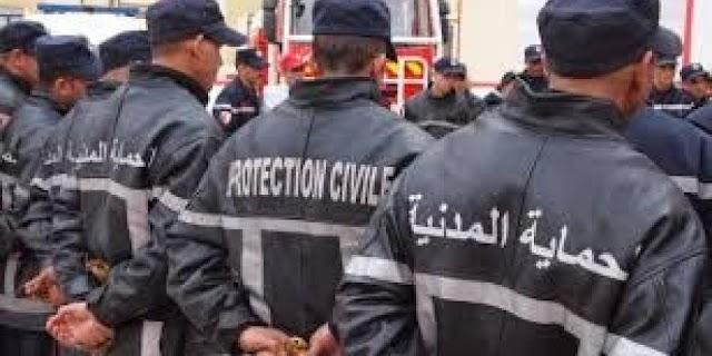 هنا رابط إعلان نتائج مسابقة عون الحماية المدنية الجزائر2019