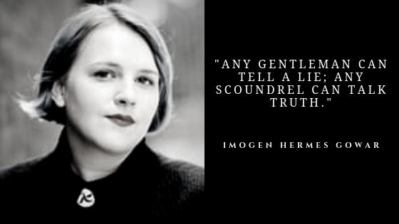 Imogen Hermes Gowar Quotes | Famous fiction writer Imogen Hermes GowarQuotes