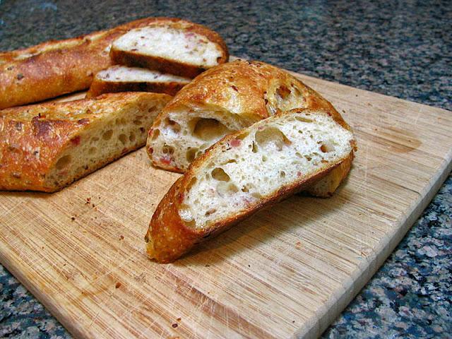 طريقة عمل الخبز