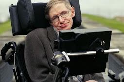 Ilmuwan Fisika, Stephen Hawking Meninggal Dunia Di usia 76 Tahun