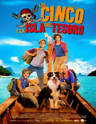 Los cinco y la isla del tesoro (2014) ()