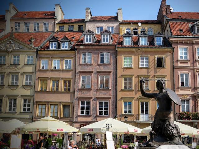 The Mermaid of Warsaw