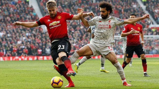 Muh Salah Masi Di Ambang Dalam Kutukan Minim Gol Ke Gawang Klub Besar 2019