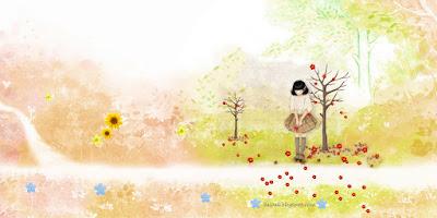 Cartoon Wallpaper,การ์ตูนสาวน้อย แสนสวย น่ารัก ชุดที่5-5