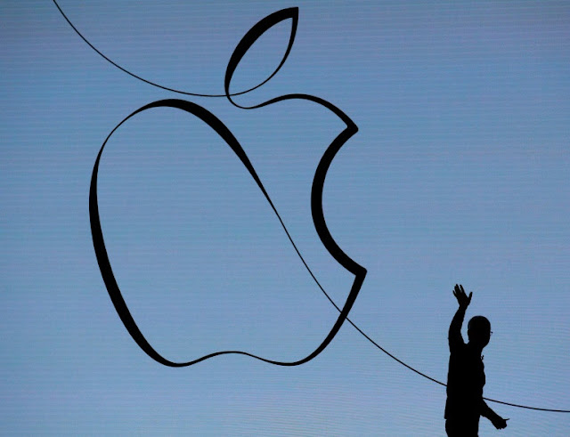 Apple reports higher profits