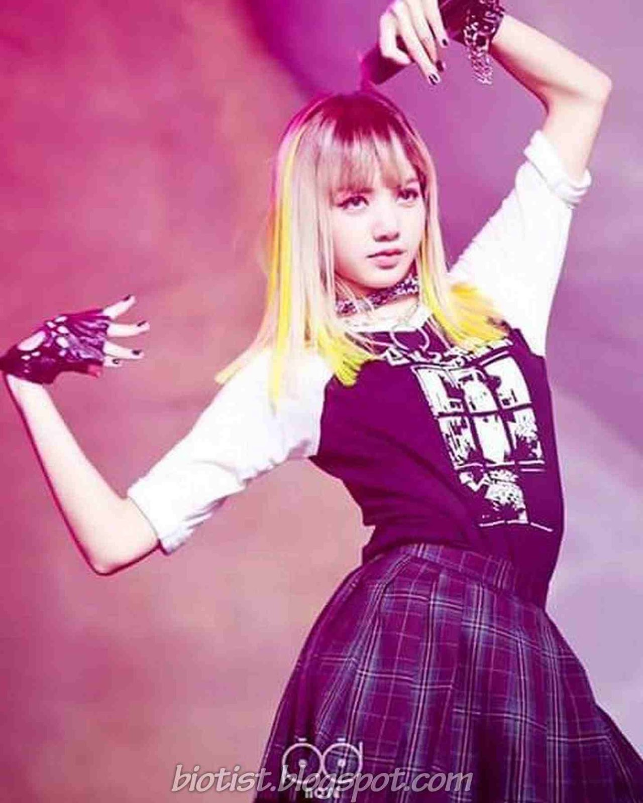 Blackpink Wallpaper 2016: Lisa (BlackPink) Profile, Photos, Fact, Bio And More