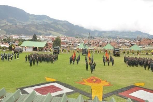 Últimos días de nueva incorporación en el Ejército