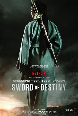 O Tigre e o Dragão A Espada do Destino - HD 720p