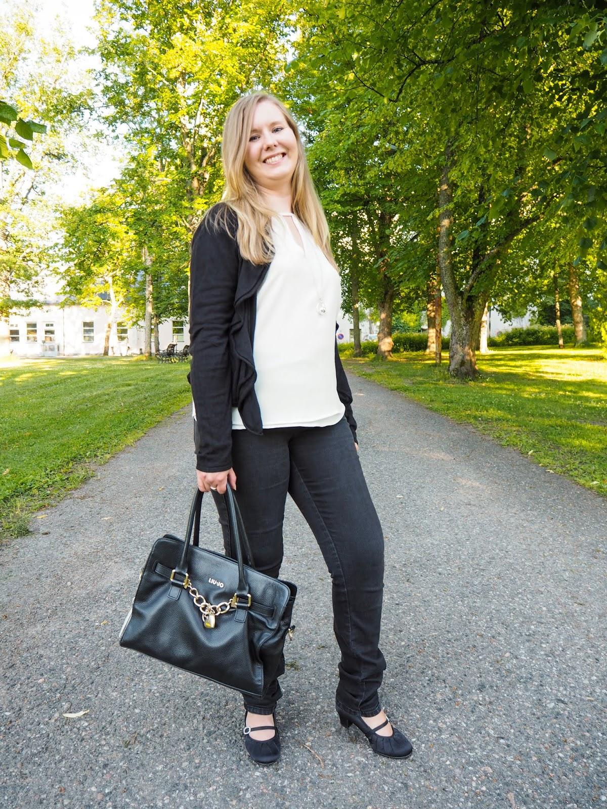 Saippuakuplia olohuoneessa blogi, kuva Mikko Poikkilehto, Lifestyle, oma tyyli, kauneus, street  style, my style, outfit, Liu Jo, Bola, KappAhl, secondhand, Nomination,