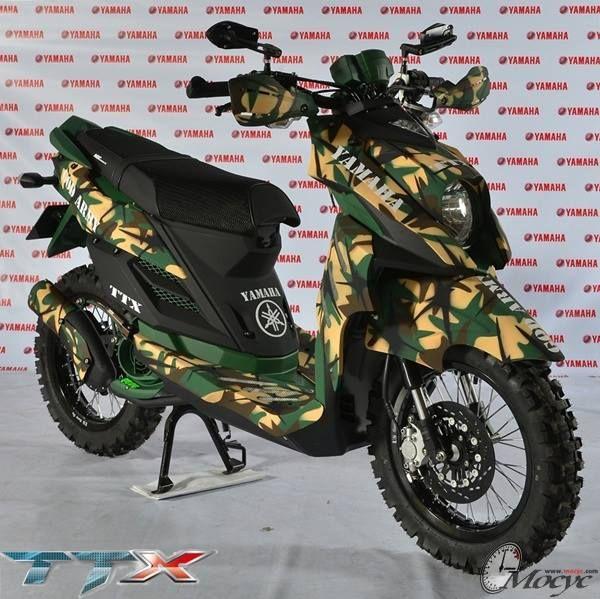 Modifikasi Motor X Ride Sederhana Modifikasi Motor X Ride