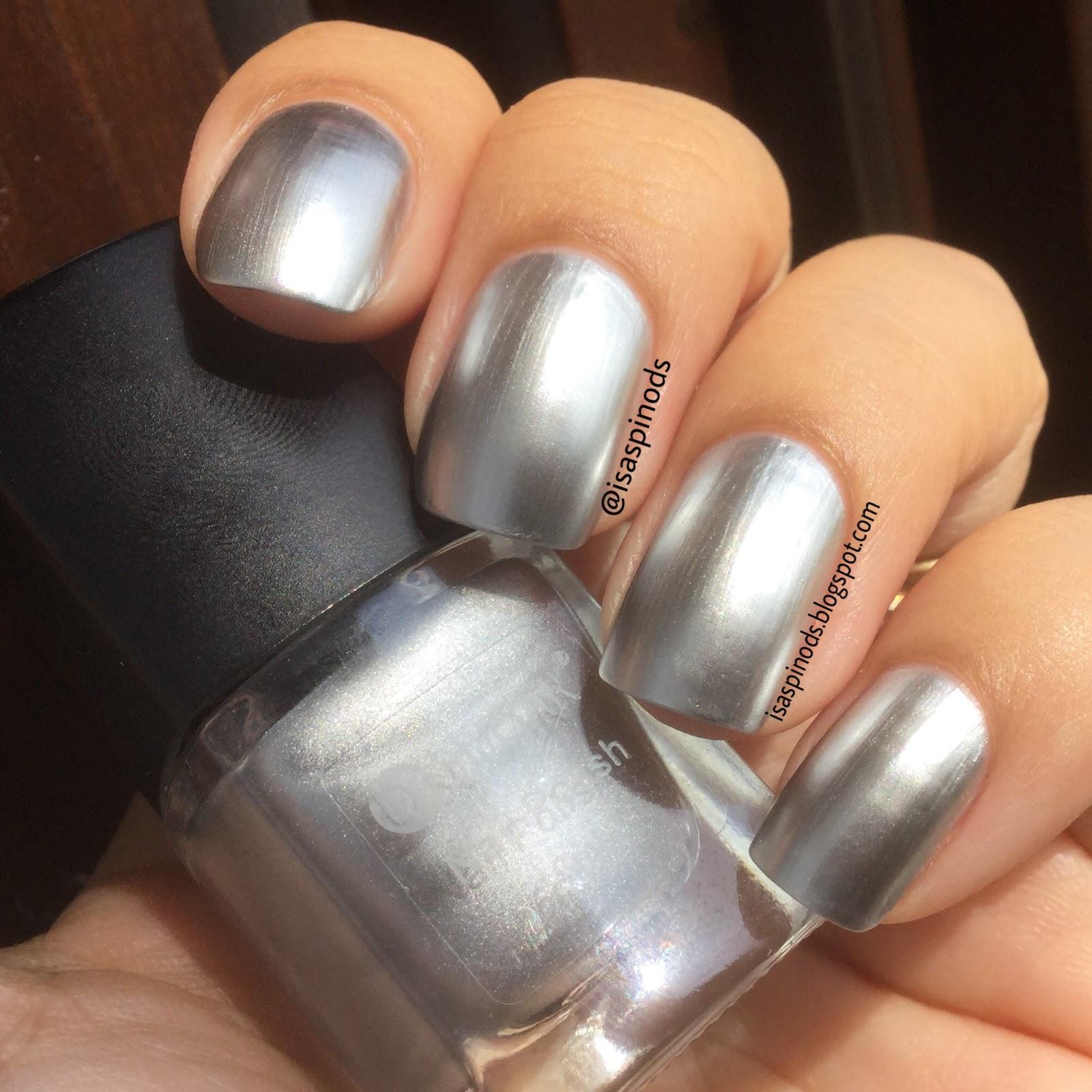 Little Fairy: UR Sugar Mirror Nail Polish - Swatches + Respondiendo ...