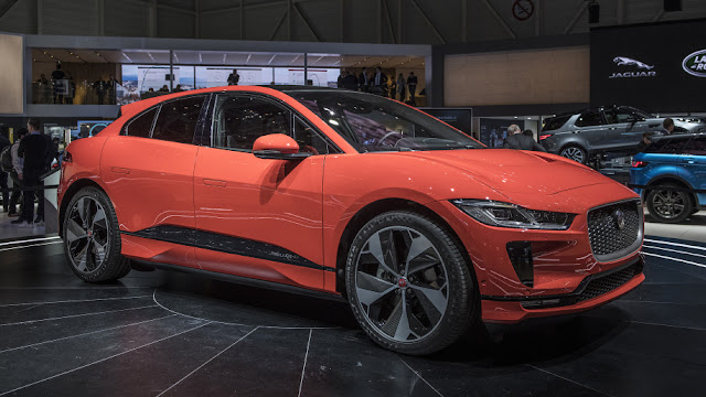 2019 Jaguar IPace