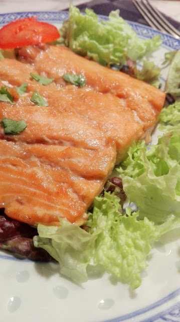whiskey zalm