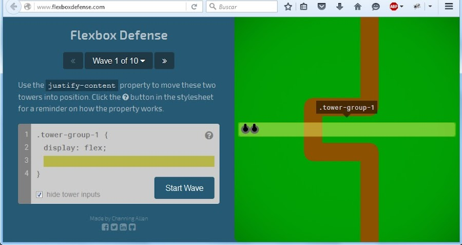 Flexbox Defense