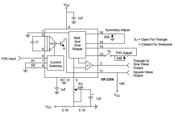 The Electro-Bugs: Derivative Action on Analog Signals