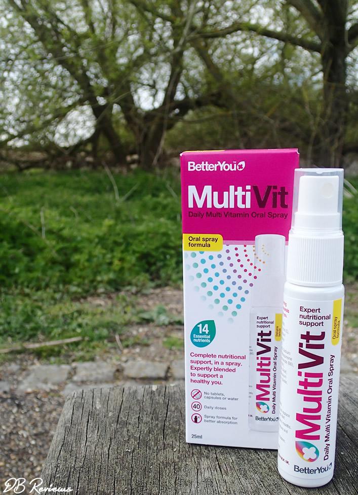 BetterYou Multi Vitamin Oral Spray Review