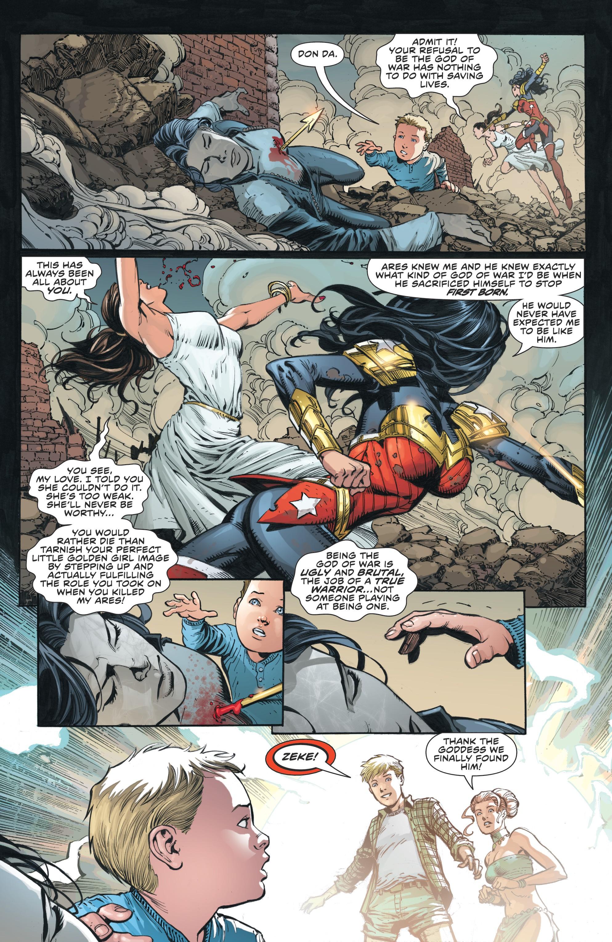 Read online Wonder Woman (2011) comic -  Issue #46 - 17