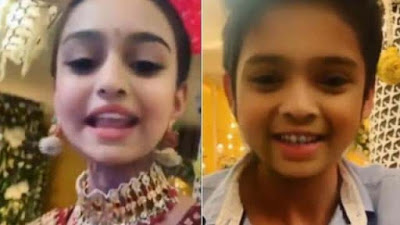 Erica Fernandes Aka Prerna: shared an adorable video from the sets of Kasautii Zindagii Kay 2