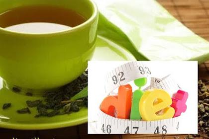 Cara Diet Dengan Teh Hijau Paling Cepat Hasilnya
