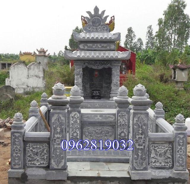 Sản phẩm cần bán: Lăng mộ đá xanh khối đẹp nhất Việt Nam Lang-mo-da-dep