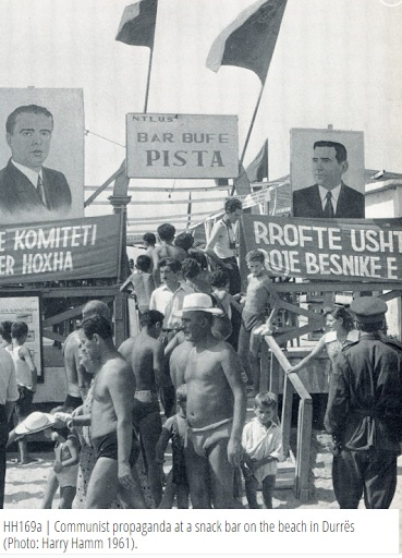 Rare photos of German journalist of Albania in 1961 - When was separating from Soviets