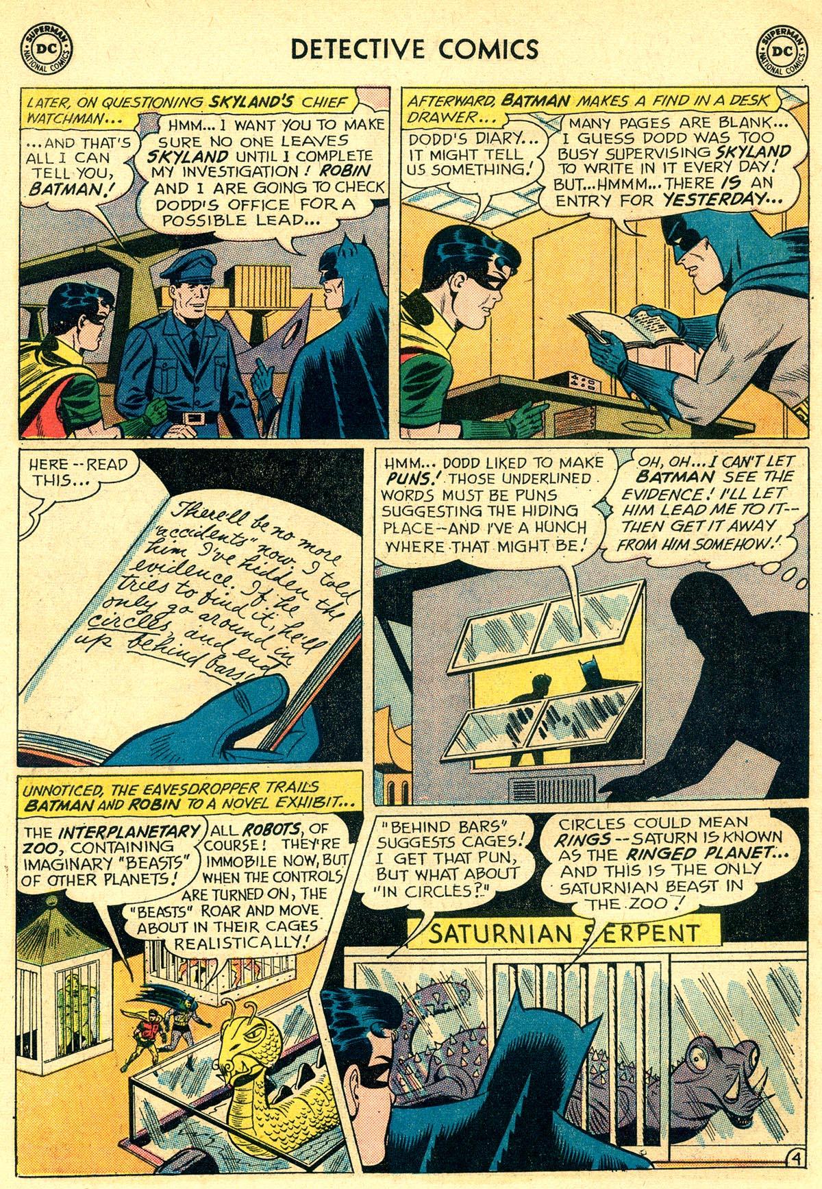 Detective Comics (1937) 303 Page 5