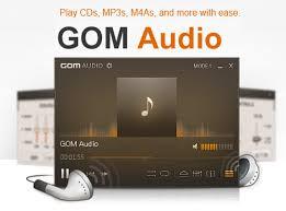 برنامج gom audio لتشغيل الملفات الصوتيه اخر اصدار 2015