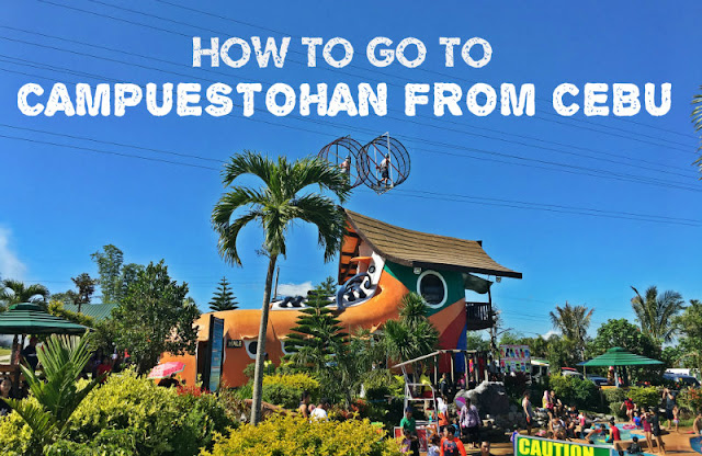 How to go to Campuestohan from Cebu and Bacolod via Bus