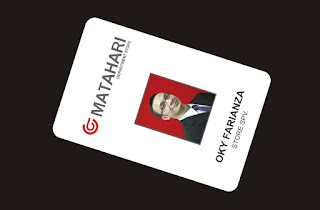 id card bandung
