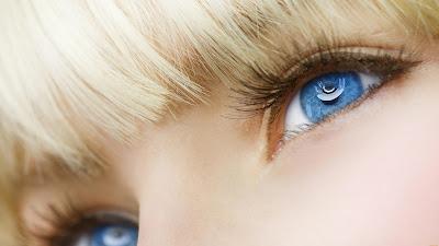 blue eyes hd wallpaper