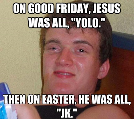 Cool Easter Day Memes