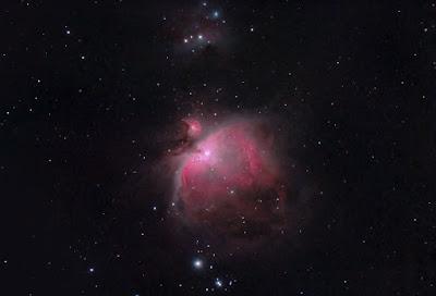 M42 i M43, nebulosa d'Orió