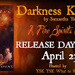 Release day blast for Darkness Kindled - Samantha Young