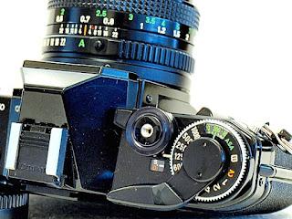 Canon AE-1, Aperture Priority Mode