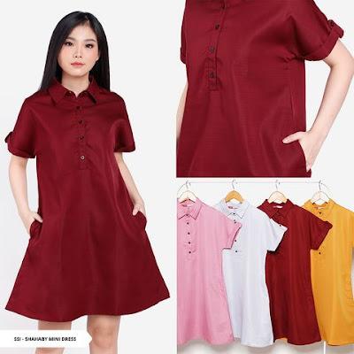 Baju Cheongsam Wanita 2019 Model Terbaru