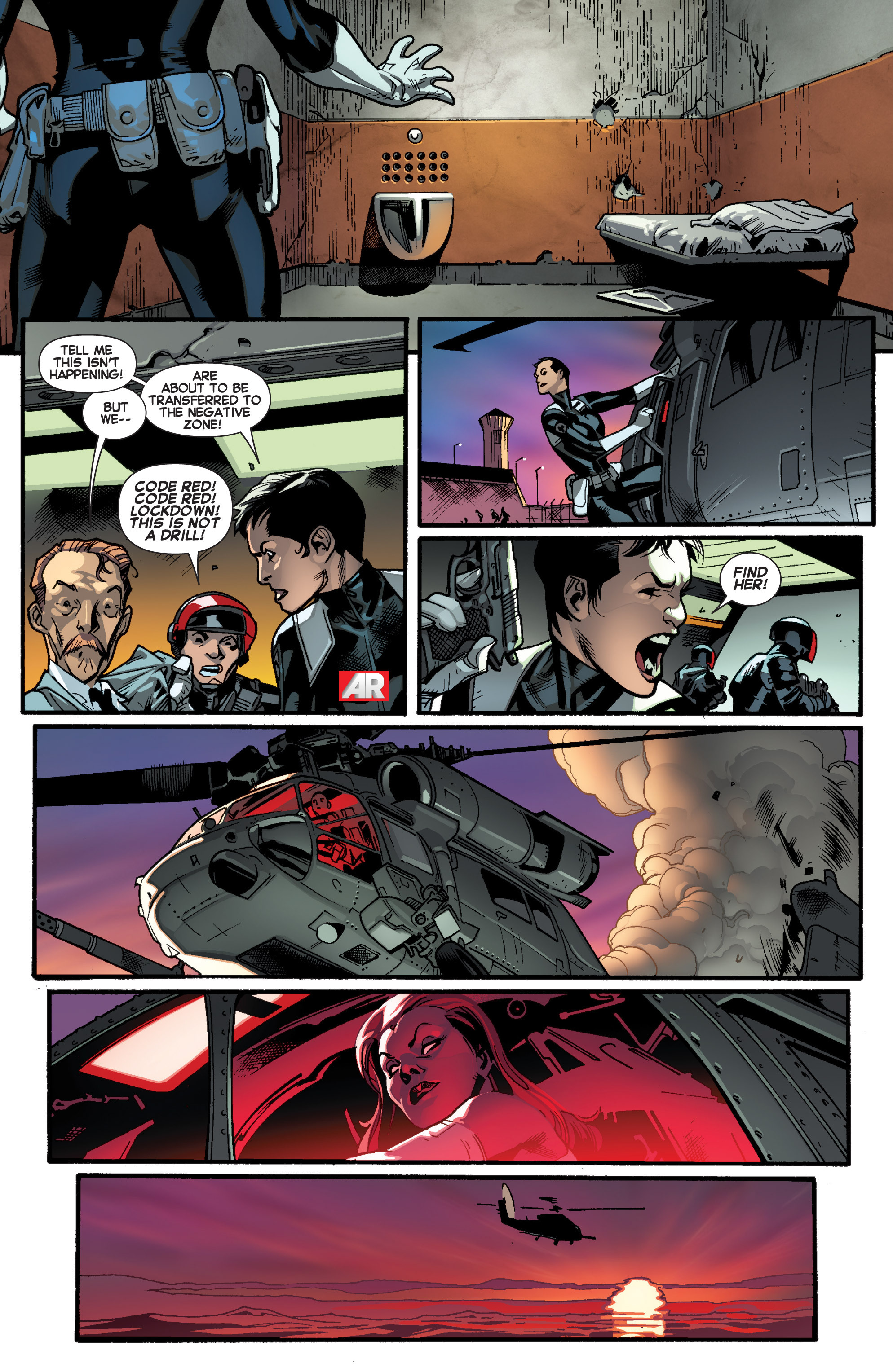 Read online All-New X-Men (2013) comic -  Issue # _Special - Out Of Their Depth - 86