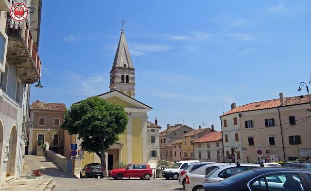 Buje, Istria, Croacia