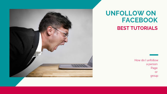 How To Unfollow Friends On Facebook<br/>