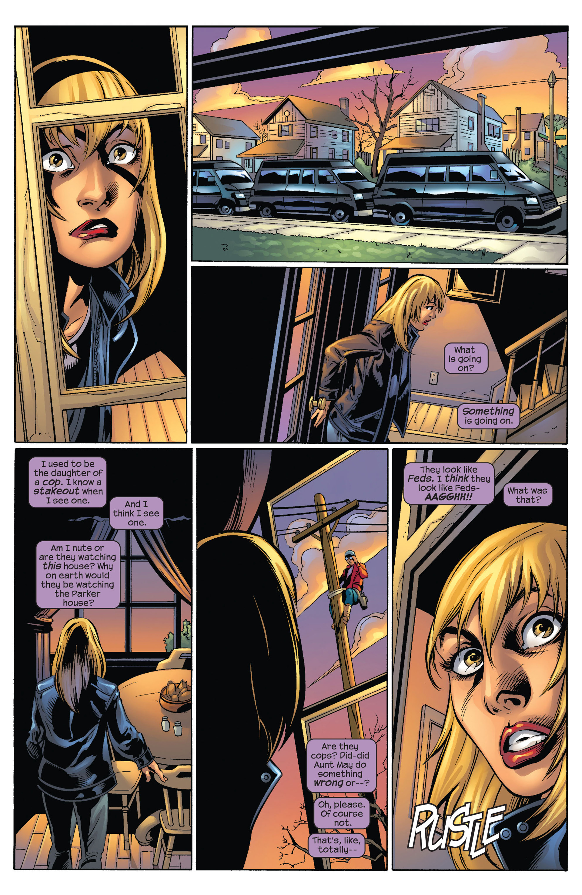 Read online Ultimate Spider-Man (2000) comic -  Issue #56 - 3
