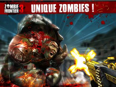 Zombie Frontier 3 money apk